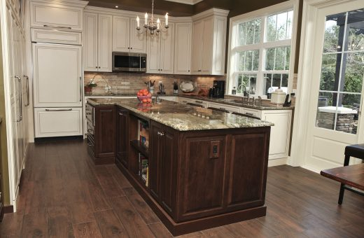 Seldes Tampa Designer Mixed Cabinets