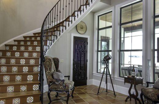Seldes Tampa Designer Staircase Remodel