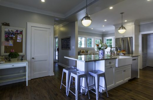 Tampa Seldes Small Kitchen Redesign