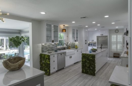 Seldes Tampa Contemporary Kitchen design
