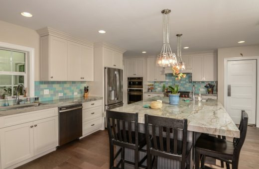 Seldes Tampa Coastal Kitchen design