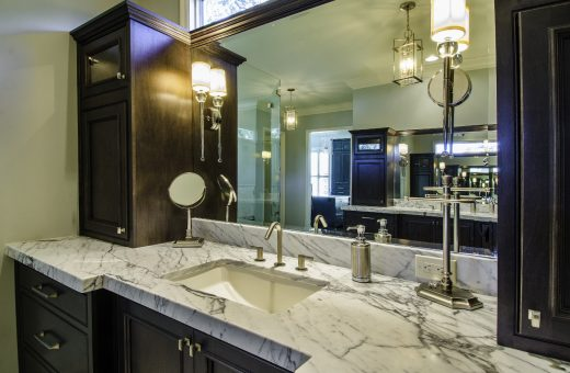Tampa Designer Seldes Master Bath