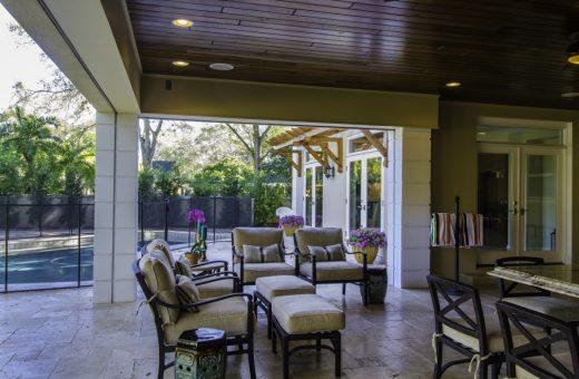 Seldes Tampa Outdoor Living design