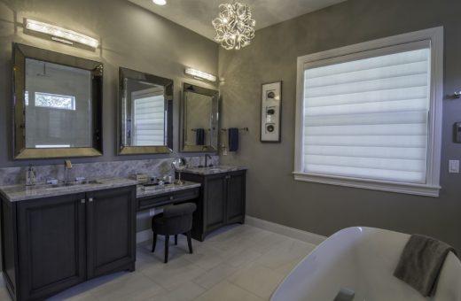 Tampa Designer Seldes Master Bath Vanity