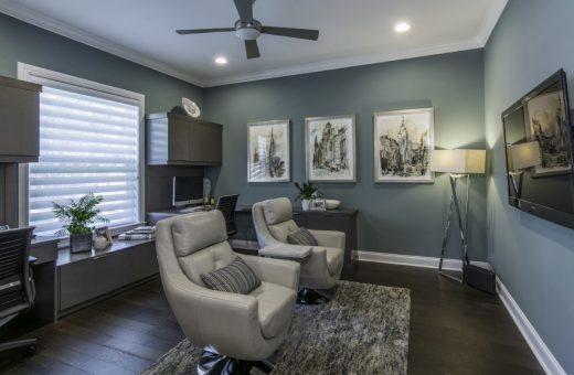 Seldes Tampa Designer Home Office