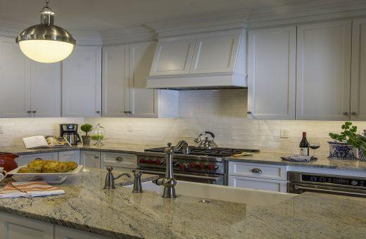 Tampa Seldes IDC White Kitchen Design