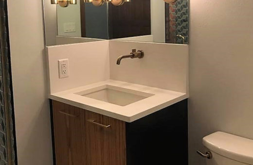 Johanna G Seldes IDC Tampa Designer Bathroom Remodel