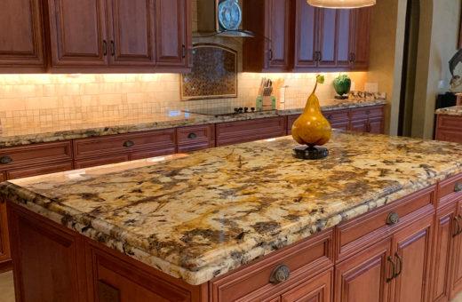 Johanna G. Seldes/IDC Interior Design Tampa Kitchen