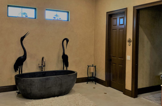 Johanna G. Seldes/IDC Interior Master Bath Design Tampa