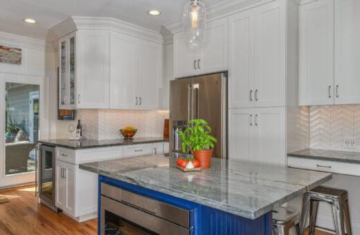 JGS/IDC Tampa designer remodel new kitchen